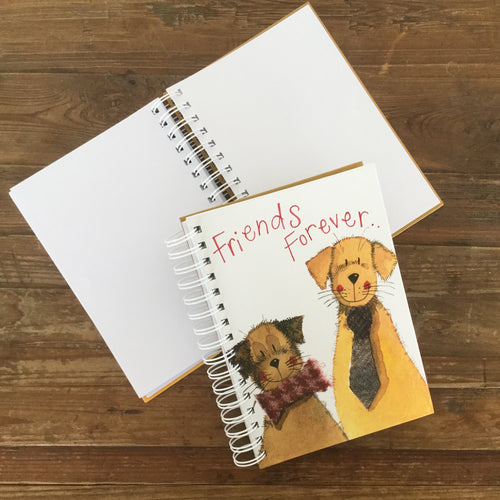 Dogs Spiral Journal