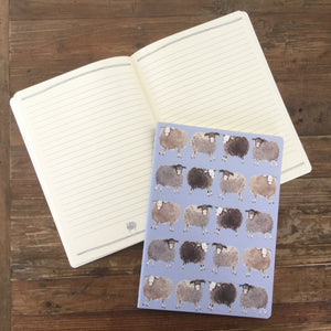 Splendid Sheep Large Soft Notebook
