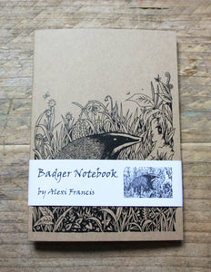 Badger A6 ktaft Notebook
