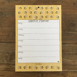 Busy Bees Weekly Planner