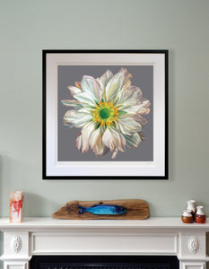 'At the edge of a petal' limited edition giclee print