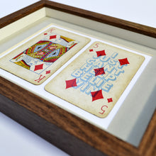 Load image into Gallery viewer, I just can't help believin' playing card print