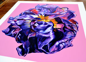 'Changing beauty' limited edition giclee print