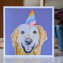 Load image into Gallery viewer, Party Pup card