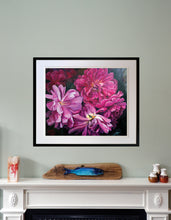 Load image into Gallery viewer, 'Full bloom 2' limited edition giclee print