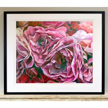 Load image into Gallery viewer, 'Full bloom 3' limited edition giclee print