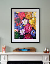 Load image into Gallery viewer, 'Floribus aqua' limited edition giclee print