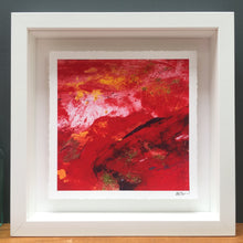 Load image into Gallery viewer, 'Red sky' abstract fine art print