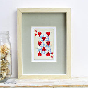 It's your birthday! playing card print
