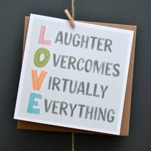Load image into Gallery viewer, Positive vibes cards - pack of five