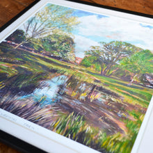 Load image into Gallery viewer, 'Lammas Park' fine art print