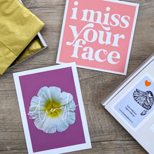 Load image into Gallery viewer, Friends positivity print letterbox gift set