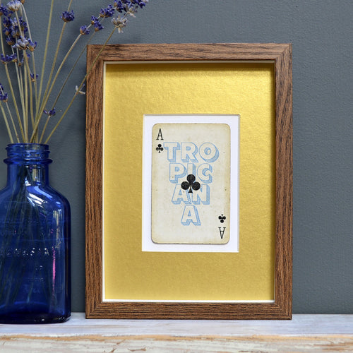 Club Tropicana playing card print