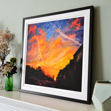 Load image into Gallery viewer, 'Vapour trails' fine art print