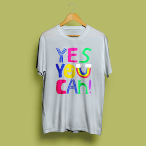 Yes you can adult t-shirt
