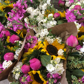 Seasonal Market Bouquets