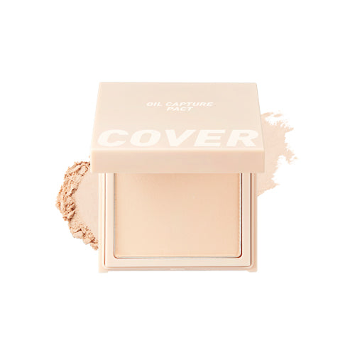 [PERIPERA] Oil Capture Cover Pact - CLUB CLIO