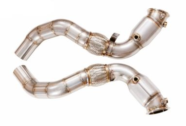Downpipes with Magnaflow Cats for BMW X5M (F85)