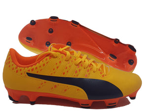 PUMA evoPOWER VIGOR 4 FG (Yellow)