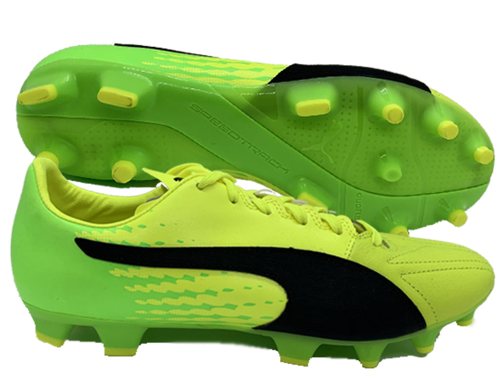 PUMA evoSPEED 17.4 LTH FG (YELLOW)