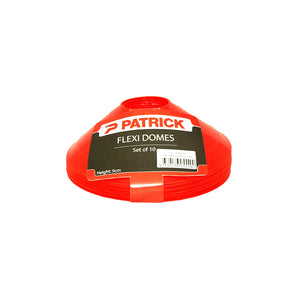 PATRICK 10PKT CONES (RED)
