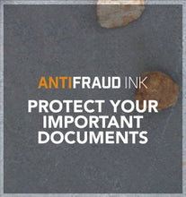 Load image into Gallery viewer, 583 MaxGlide Color Pen with Anti-Fraud ink with Check Point logo