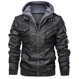 Melleno Removable Hoodie Jacket