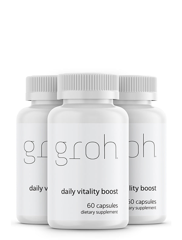 Daily Vitality Boost