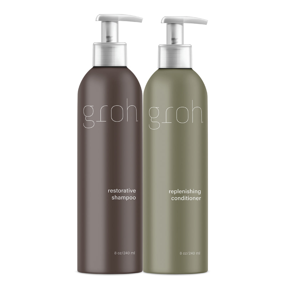 Shampoo + Conditioner Duo