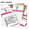 Object and Possessive Pronoun Task Cards - Hot Chocolate Education