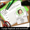 ESL St. Patrick's Day Flap Book - Simple sentences about me - Hot Chocolate Education