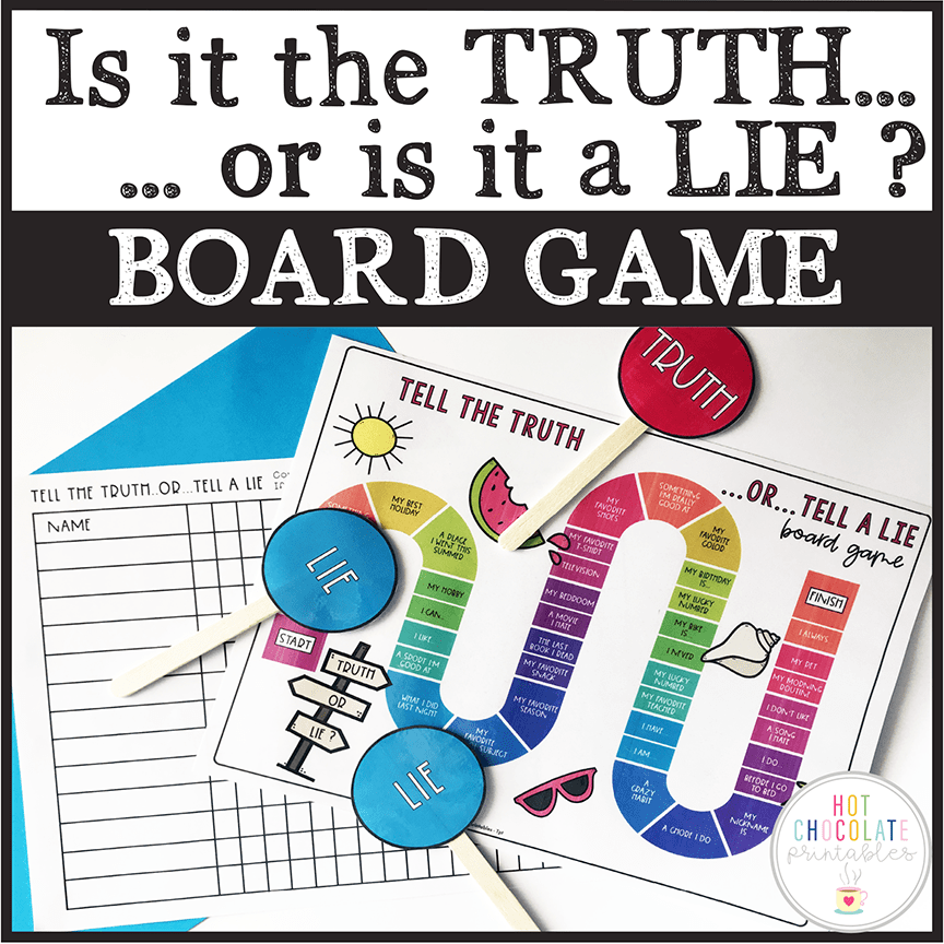 Ice Breaker Board Game | Getting To Know You Speaking Activity - Hot Chocolate Education