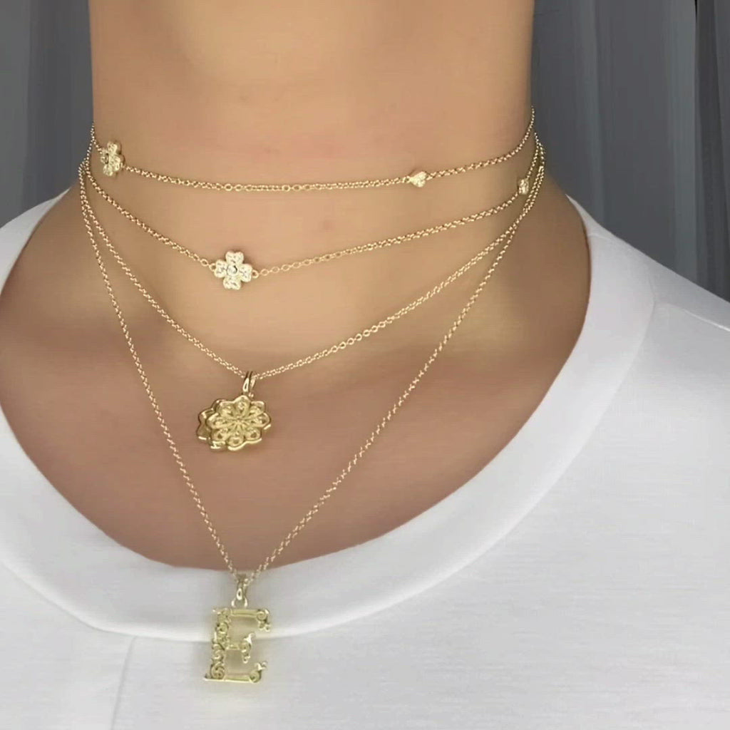 Clover Layering Chain