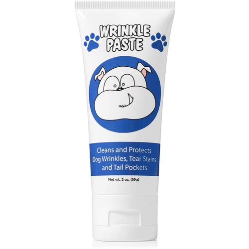 Squishface Wrinkle Paste - Cleans Wrinkles, Tear Stains and Tail Pockets