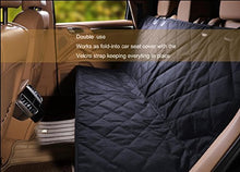Load image into Gallery viewer, Bonve Pet Dog Seat Cover | Waterproof Pets Car Seat Covers