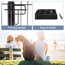 Load image into Gallery viewer, Playpen/Exercise Pen Dog Fence - Portable Folding Indoor Outdoor Crate for Dogs
