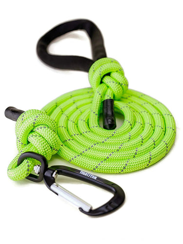 Mighty Paw Rope Dog Leash | Premium Climbers Rope