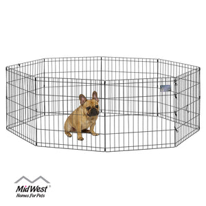 Pet Playpen with Door