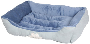 All Season Reversible Rectangle Pet Bed