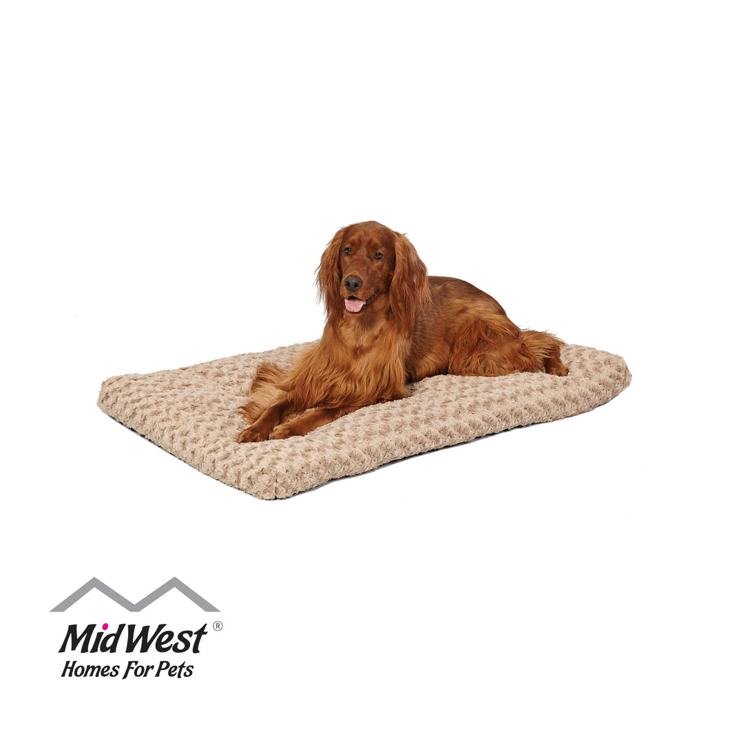 Plush Dog Bed For Pets Deluxe Super Plush Pet Beds