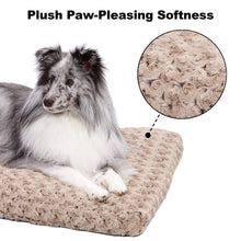 Load image into Gallery viewer, Plush Dog Bed For Pets Deluxe Super Plush Pet Beds