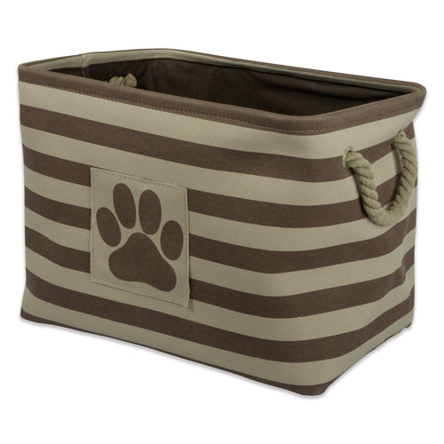 DII Bone Dry Pet Toy and Accessory Storage Bin (Collapsible)