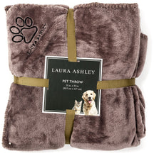 Load image into Gallery viewer, Reversible Micro Fur Pet Dog Bed Blanket Throw