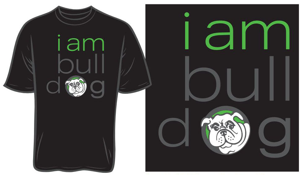 I Am Bulldog T-Shirt