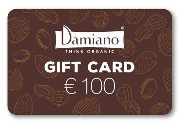 Carta Regalo Damiano