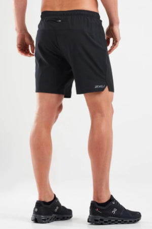"2XU - Xvent 2in1 Short - 7"" - Mens"