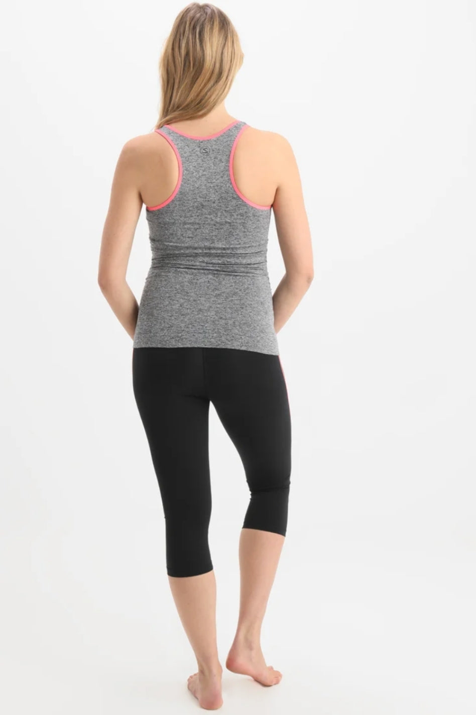Maternity - Active Cropped Legging