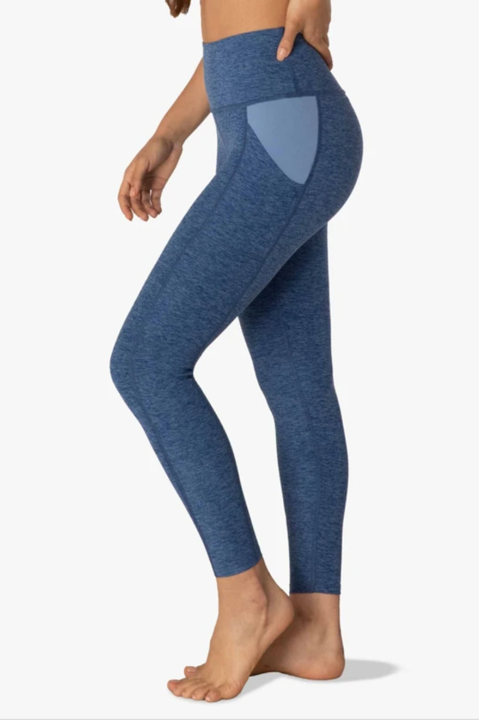 Beyond Yoga - In The Mix High Waisted Midi Legging