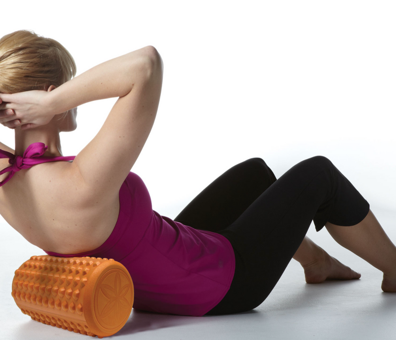 Gaiam - Textured Foam Roller