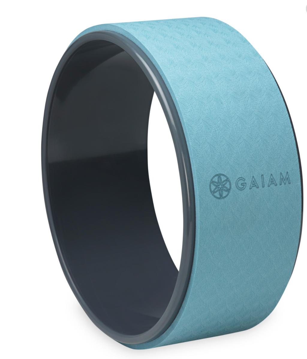 Gaiam - Yoga Wheel Granite Riverside